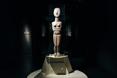 «Κυκλαδική Κοινωνία 5000 χρόνια πριν»: Παρατείνεται η έκθεση μέχρι Απρίλιο