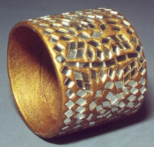 Fashionfastival: Mirror Bracelets Indian Jewellery