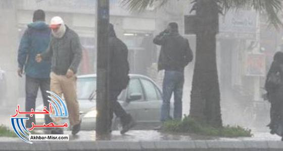 """""""الأرصاد"""": الموجة الحارة تنكسر بأمطار رعدية وانخفاض بدرجات الحرارة.. وتُعلن موعد ذروتها"""