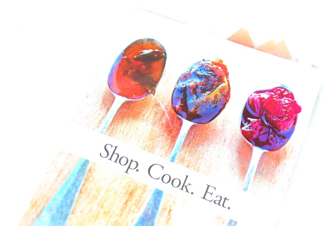 Shop. Cook. Eat. Cook Book