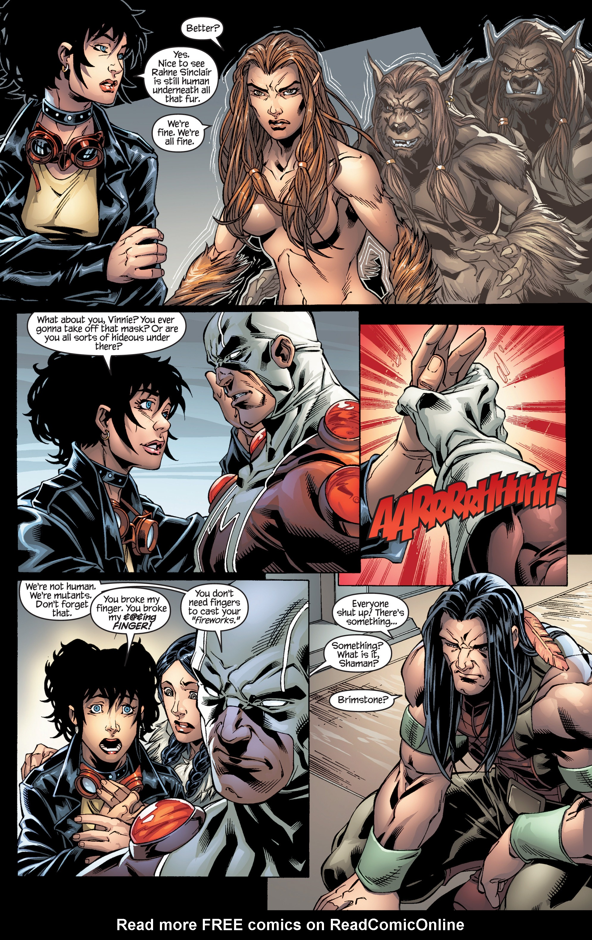 Read online Ultimate X-Men comic -  Issue #95 - 13