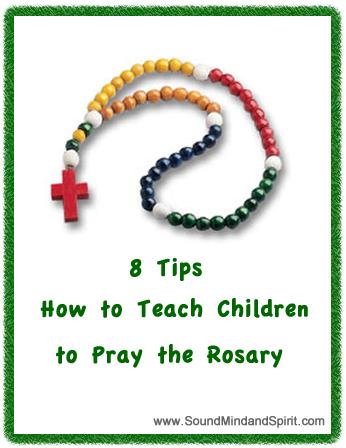 Of Sound Mind And Spirit How To Teach Children To Pray