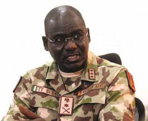 'Defeated Politicians In 2019 Elections Sponsoring Bandits, Herdsmen As Revenge' Says Buratai
