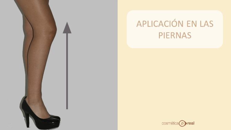Como se aplican las cremas faciales sistema venoso