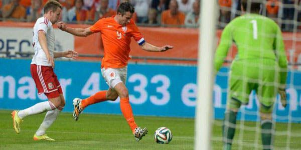 Kazakhstan vs Belanda
