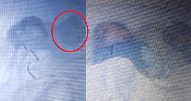Sang Ibu Curiga Waktu Bayinya Tidur, Setelah Lihat CCTV, Bikin Kaget Temukan Sosok Ini !!