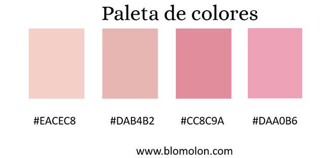 paletas de colores 3