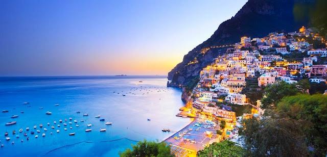 Roteiro de viagem de 4 dias pela Costa Amalfitana