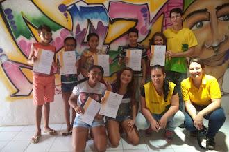 Projeto RONDOM realiza palestras e oficinas no CEACRI