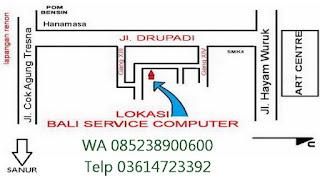 alamat servis