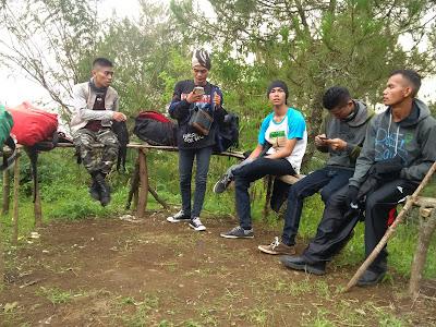Pos I Gunung Slamet Via Bambangan