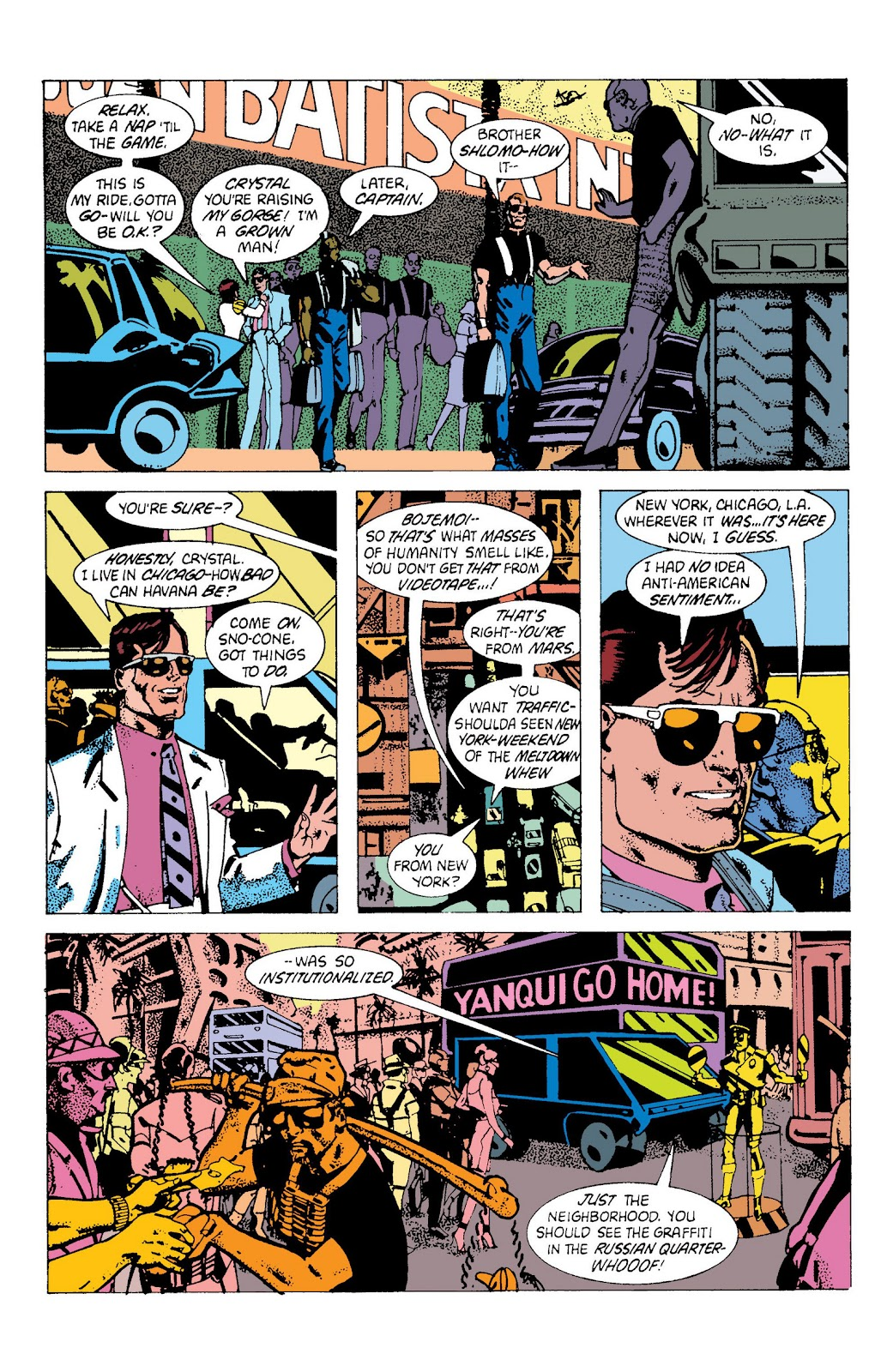 American Flagg! issue Definitive Collection (Part 2) - Page 49
