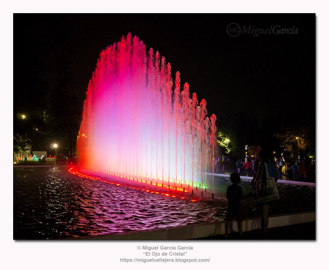 Circuito Mágico del Agua , Parque de la Reserva, Lima.