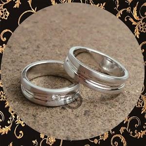 cincin paladium perak p5040