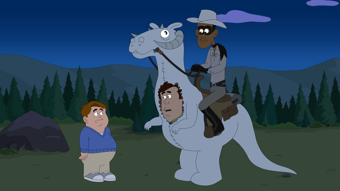 Brickleberry - Season 3 Episode 05: Write 'Em Cowboy
