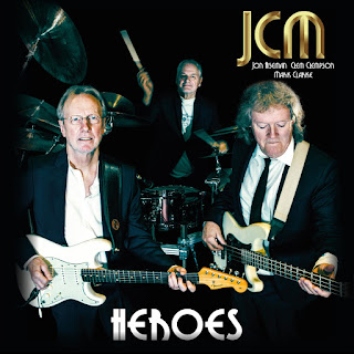 JCM (Jon Hiseman, Clem Clempson, Mark Clarke) - 2018 - Heroes