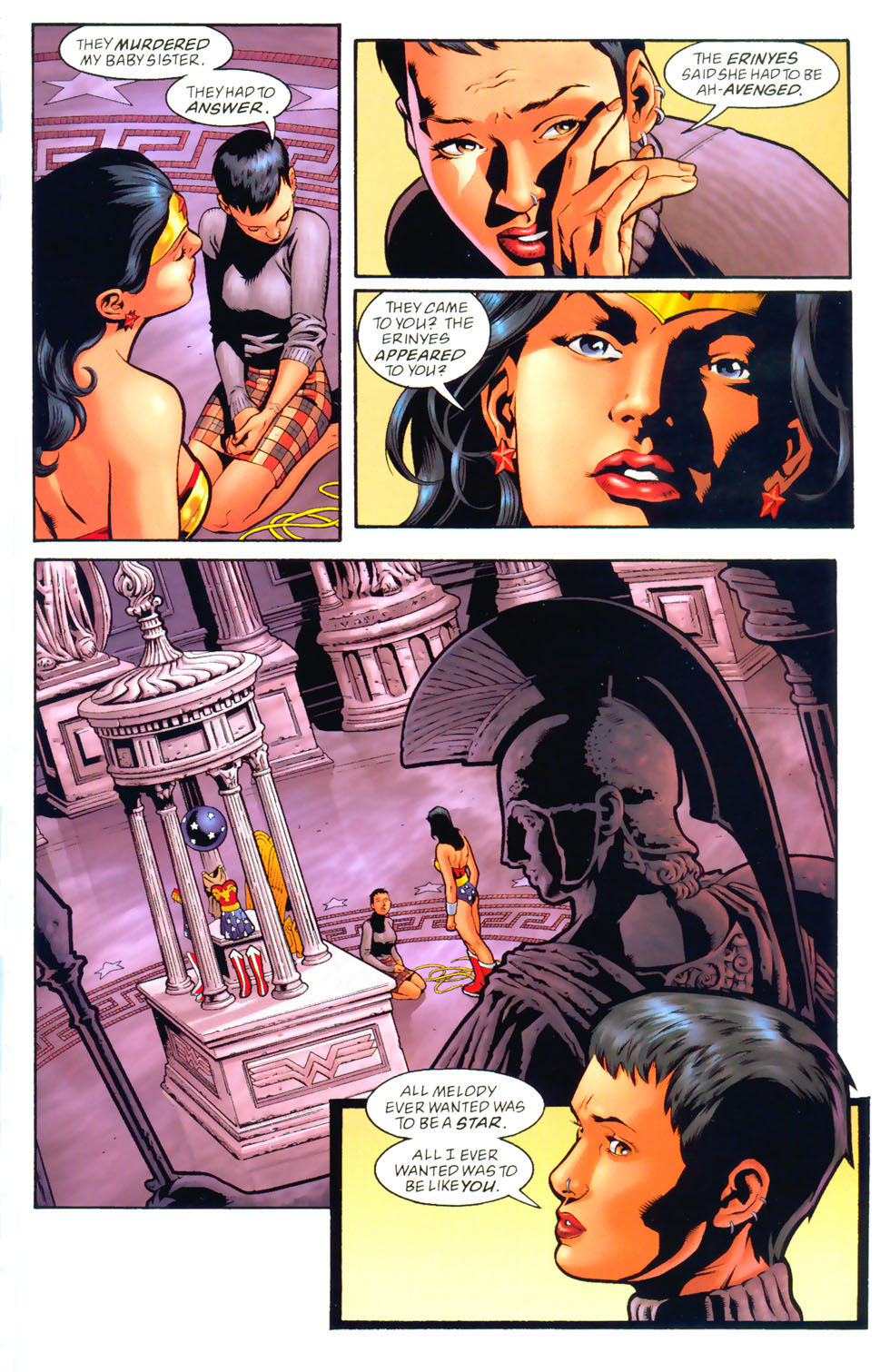 Read online Wonder Woman: The Hiketeia comic -  Issue # Full - 79