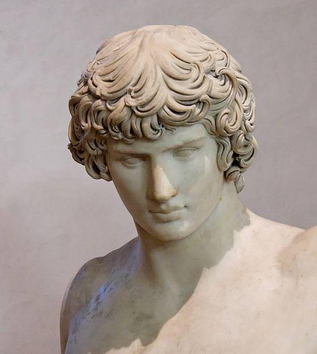 patrizia biaducci: Antinoo, il fascino della bellezza