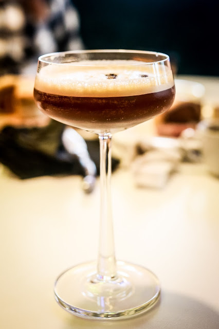 espresso martini, cocktail
