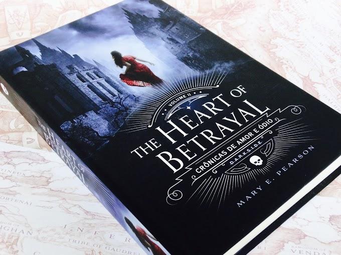 The Heart of Betrayal | Mary E. Pearson