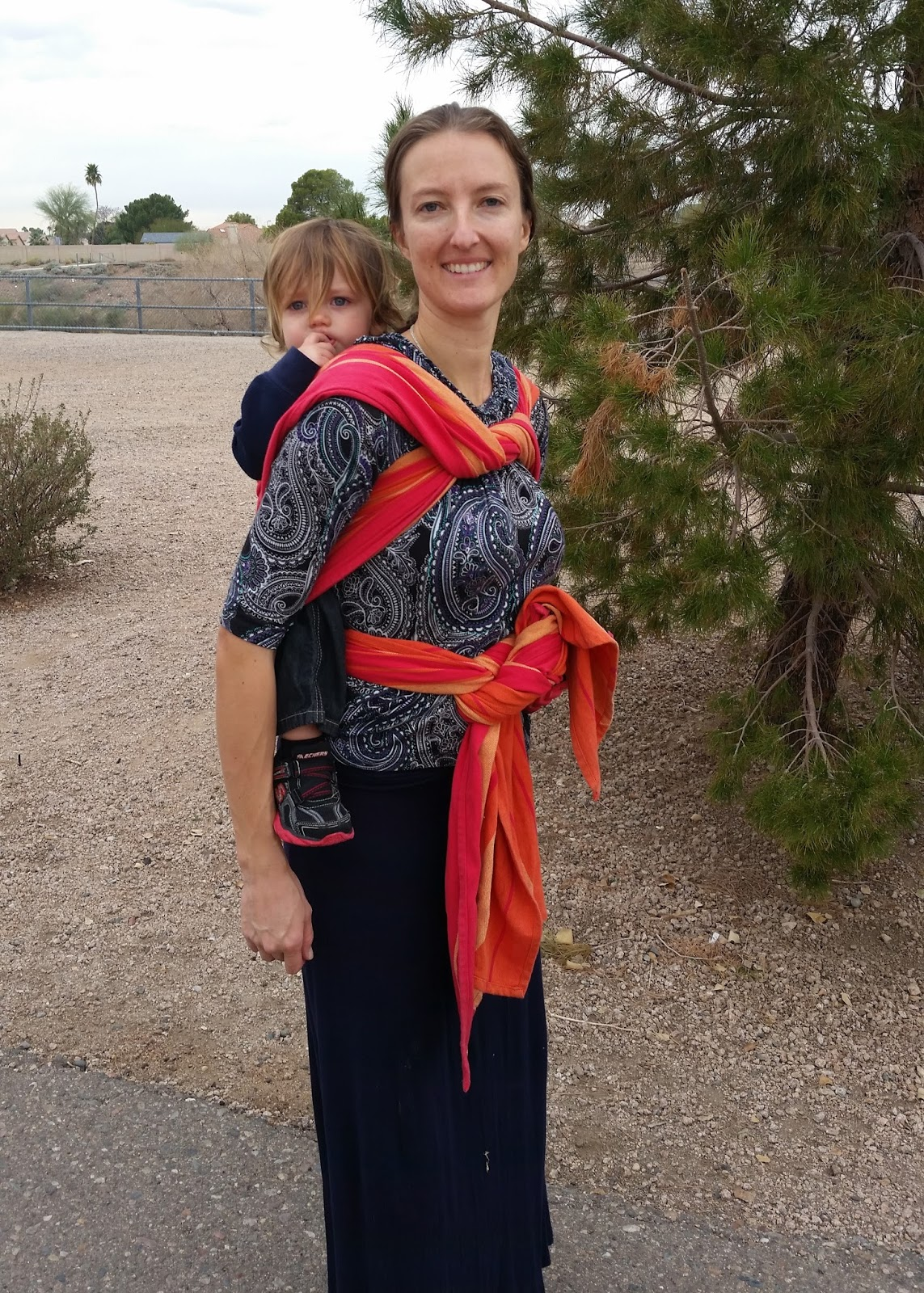 Babywearing International Of Phoenix Carry Of The Month February