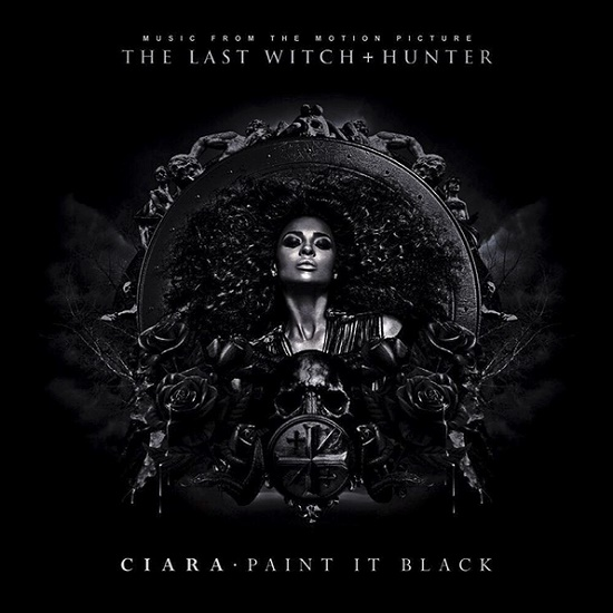 Ciara - Paint It Black