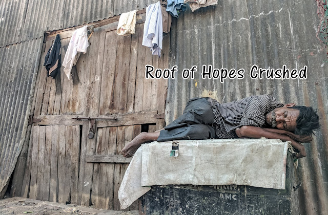 The Roof of Hopes Crushed | Short Story