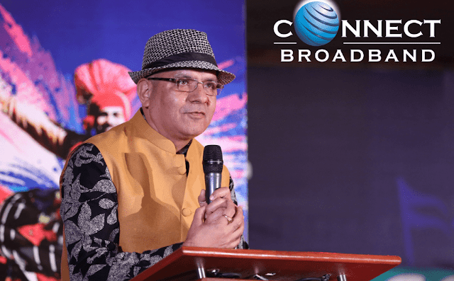 Mr.Arvind Bali Director and CEO Connect Broadband and Videocon Telecom