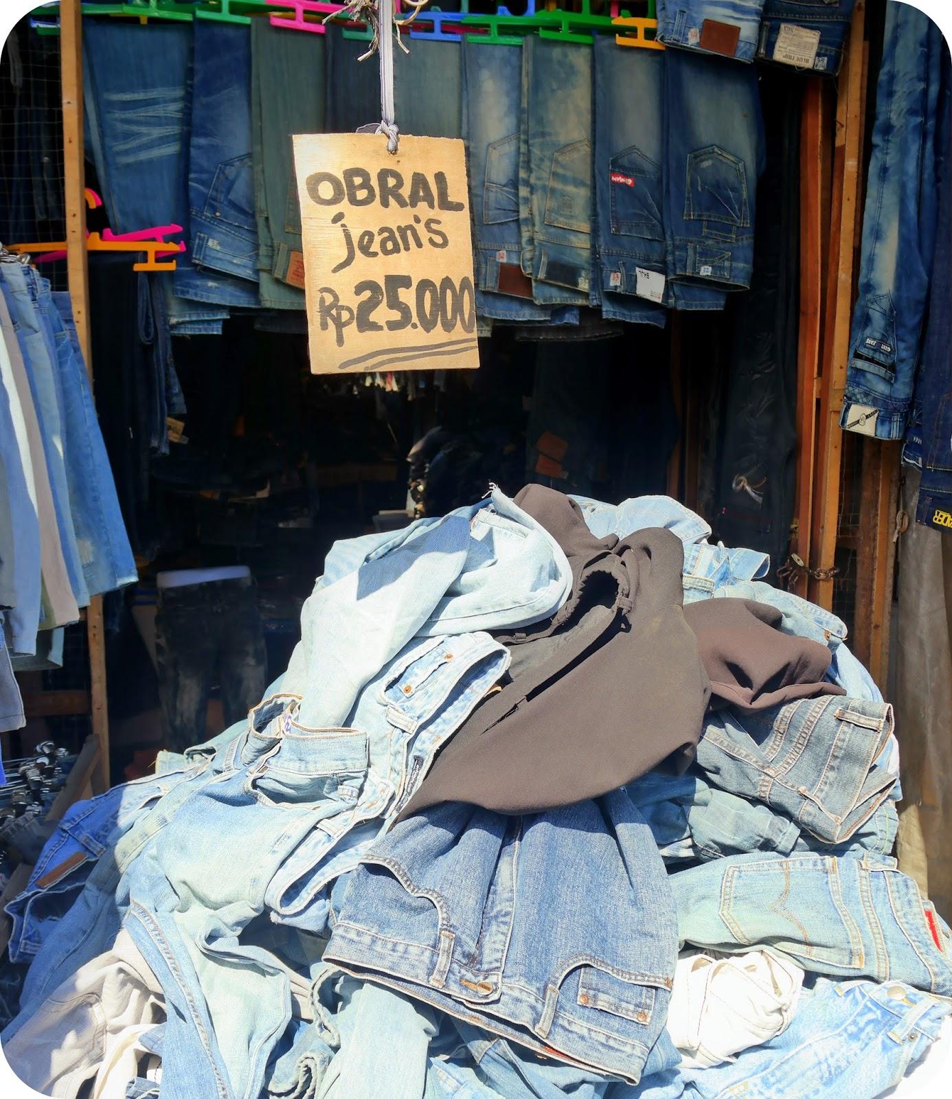 Celana Jeans Di Obral Hanya Rp. 25.000 2424f76d21