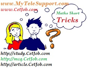 Maths Short Tricks in Hindi | Download Maths Shortcut Tricks Hindi