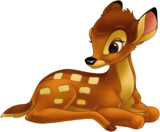 Clip Art de Bambi.