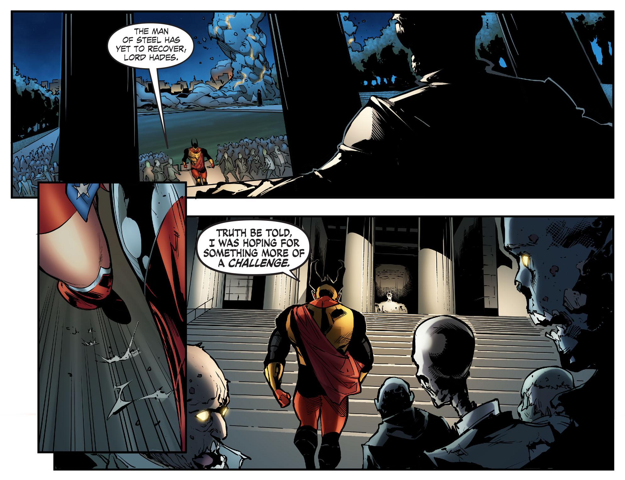 Read online Smallville: Season 11 comic -  Issue #68 - 3