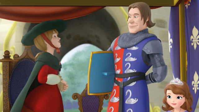 Nonton Film Sofia the First S02E05: The Silent Knight (2014)