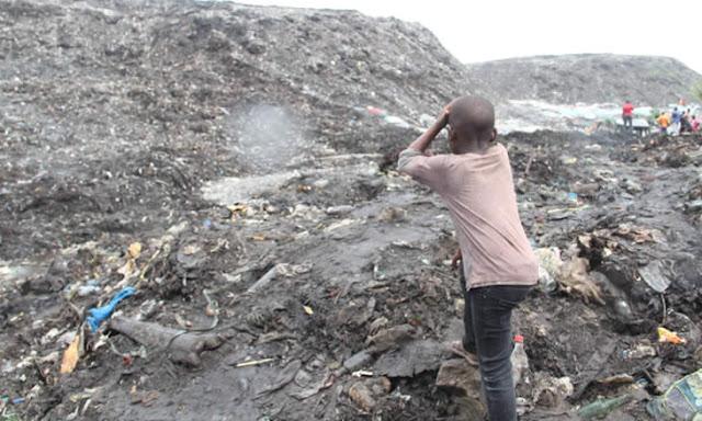 MOÇAMBIQUE | Morar no lixo, viver do lixo, morrer no lixo