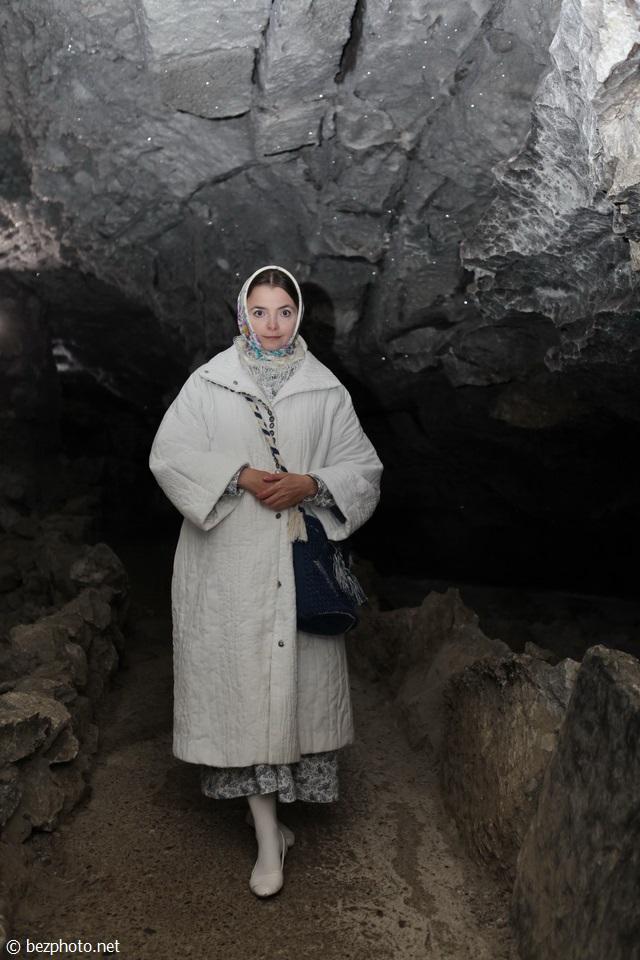 пещеры урале кунгурская