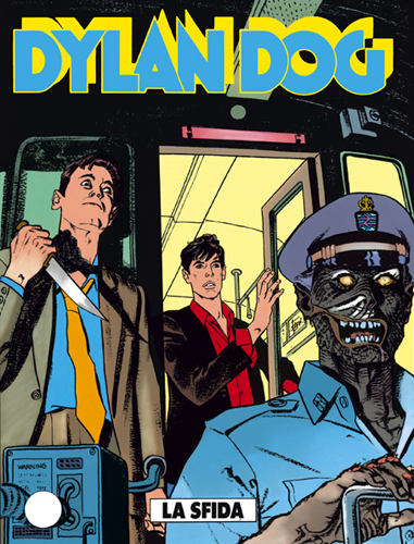 Dylan Dog (1986) 96 Page 1
