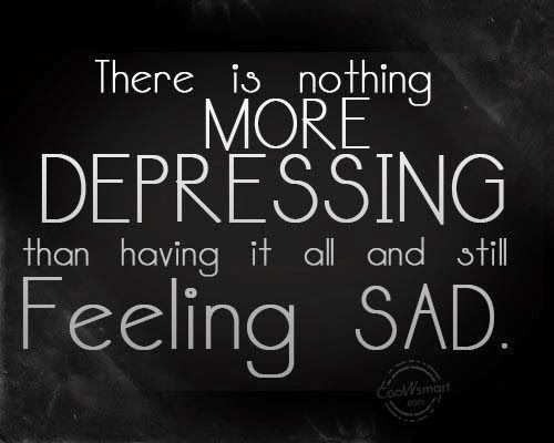 Quotes About Depression (Depressing Quotes) 0077 4