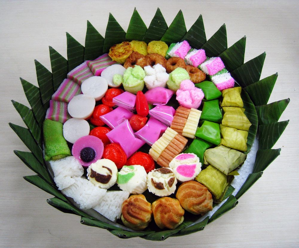 Kue Ulang Tahun Jajanan Pasar (resepmasakanih.blogspot.com)