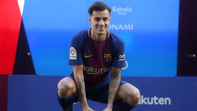 Les 10 transferts les plus chers de l'histoire du FC Barcelone