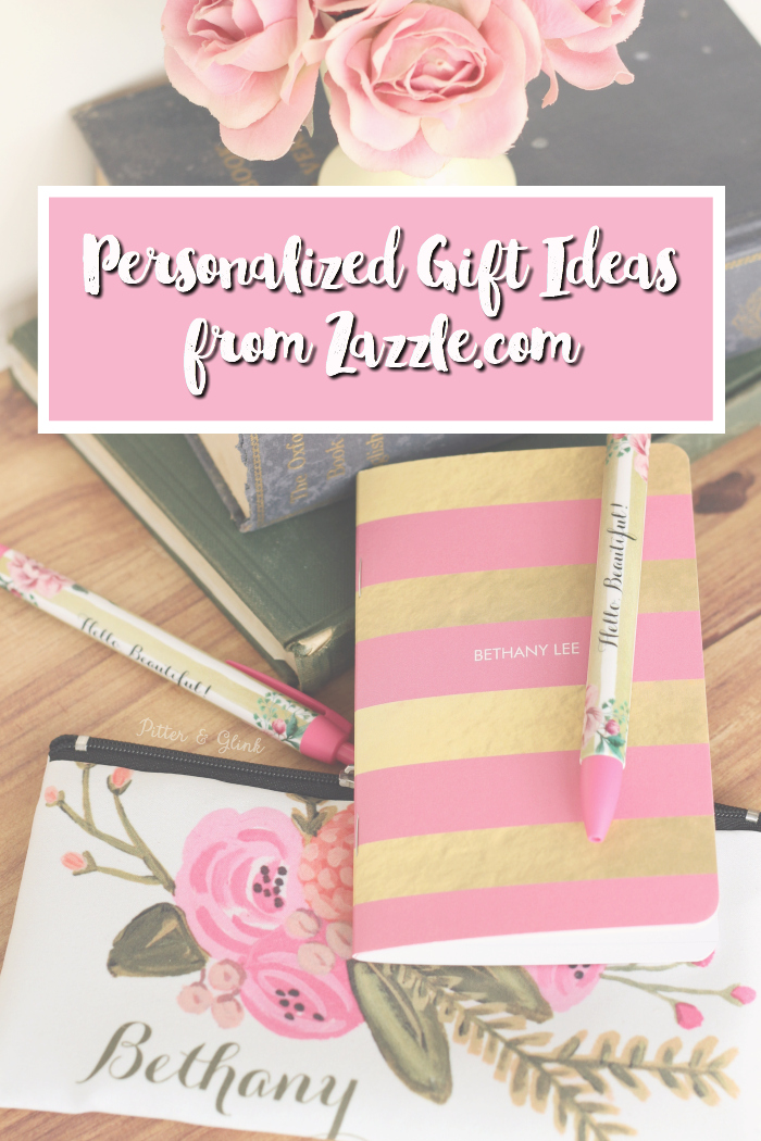 Personalized Gift Ideas for Mother's Day & Beyond from Zazzle |sponsored| pitterandglink.com