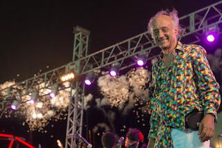 Orquestras fazem show em homenagem a Salvador na Praça Caramuru no Mercado do Peixe