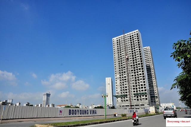 Tòa CT-04 chung cư Booyoung Vina
