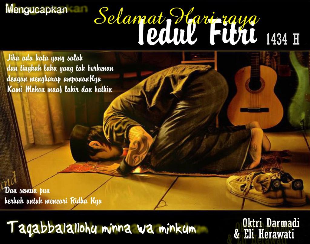 Selamat Idul Fitri 1 Syawal 1434 H Tutorial Blog Tips Trik Blog