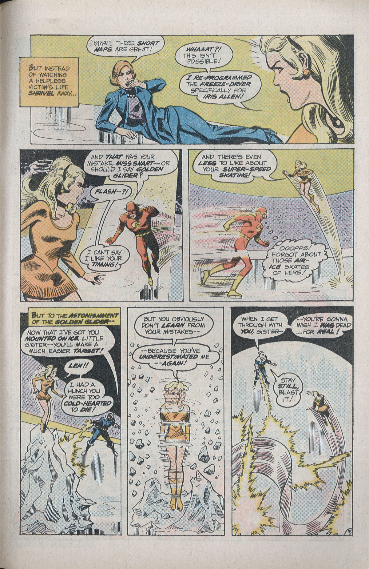 The Flash (1959) issue 251 - Page 27
