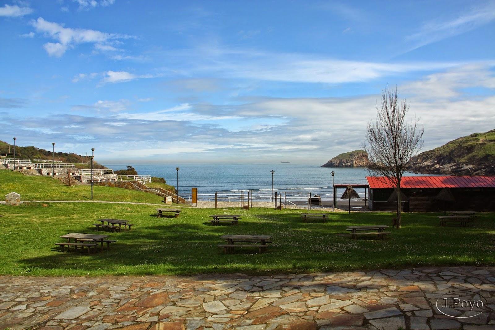 Santa María del Mar, Asturias