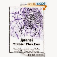 http://www.amazon.co.uk/Anansi-The-Trickster-Spider-Volume-ebook/dp/B007WSV1W4/