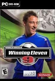 Download Games Winning Eleven 9 full Patch Untuk PC ...