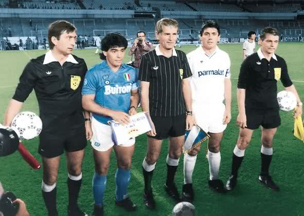 Napoli x Real Madrid