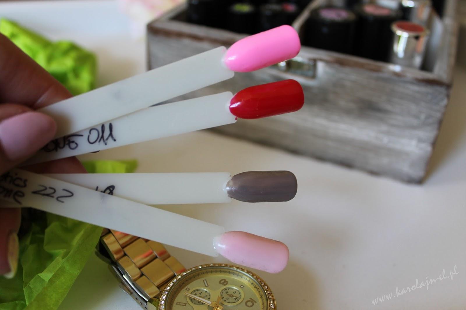 jakie kolory polecam cosmetics zone