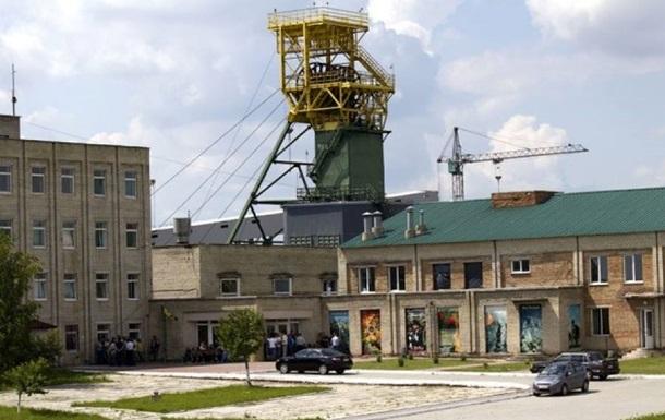 На Волині під землею страйкують півсотні шахтарів